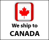 We ship to Canada