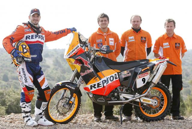 KTM Rally Jordi Viladoms 2009 01