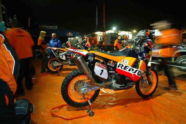 KTM Rally Marc Coma 2009 04