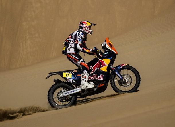 Dakar13_Ruben_Faria_KTM