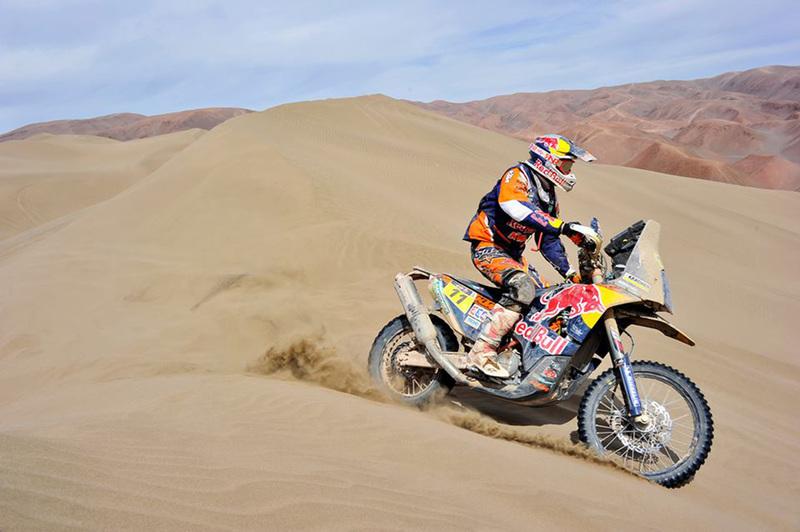 Ruben-Faria-KTM-etapa9-Dakar-2015-1