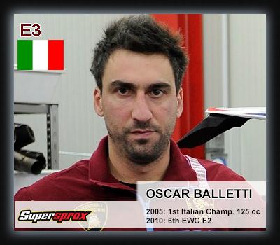 Oscar Balletti