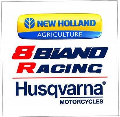 8 Biano Racing Husqvarna